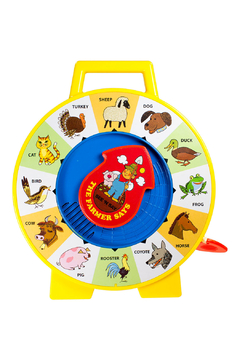 Fisher Price See 'N Say The Farmer Says - Alternate List Image