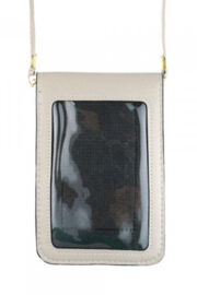 Patricia's Presents See Thru CrossBody Purse - Product Mini Image