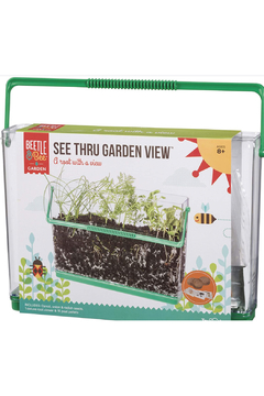 Shoptiques Product: See Thru Garden View