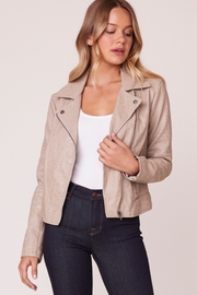 Jack by BB Dakota See Ya Later Vegan Leather Jacket - Side cropped