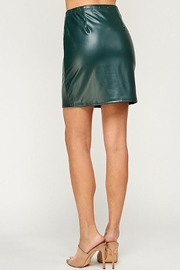 See and Be Seen Faux Leather Super Stretch Skirts - Other