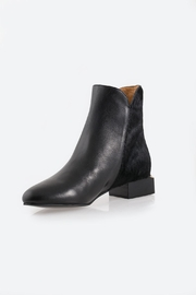 See By Chloe Black Ankle Boot - Front cropped