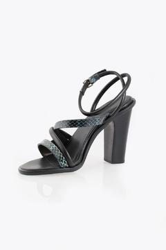 See By Chloe Blue Snake Heel - Product List Image
