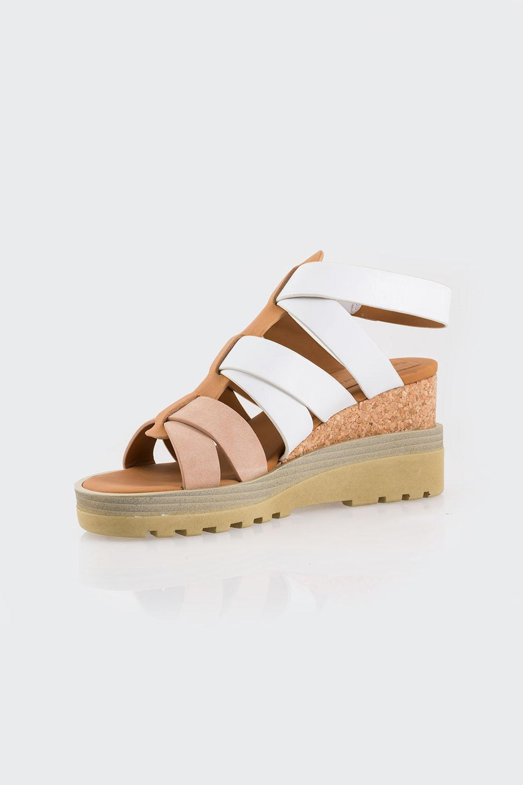 See By Chloe Crosta Wedge White - Main Image
