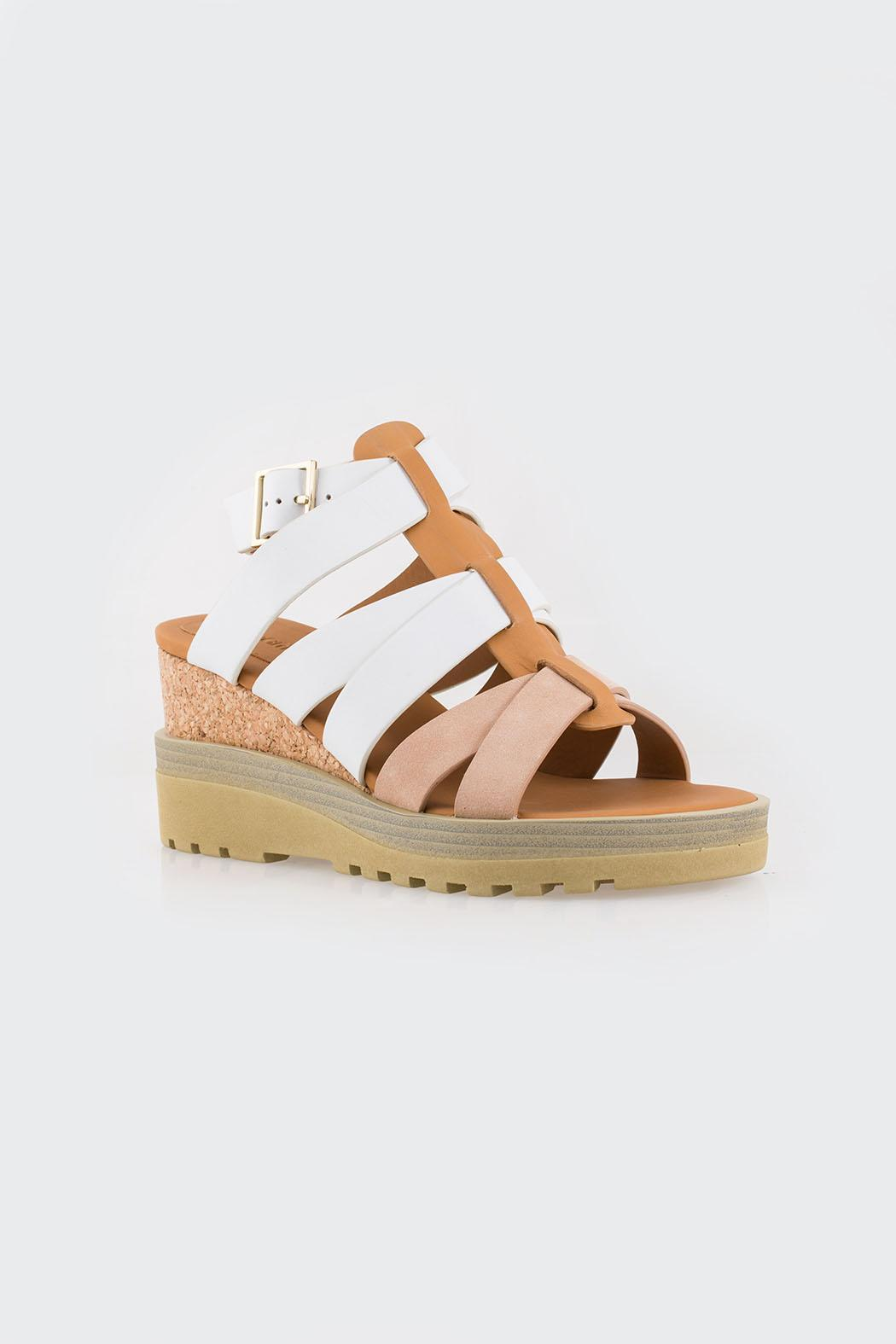 See By Chloe Crosta Wedge White - Side Cropped Image