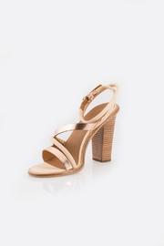 See By Chloe Glitter Block Heel - Product Mini Image