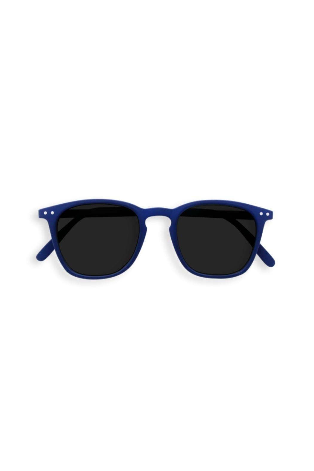 See Concept Navy Blue Sunglasses - Main Image
