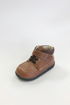 Shoptiques Product: Brown Leather Boot
