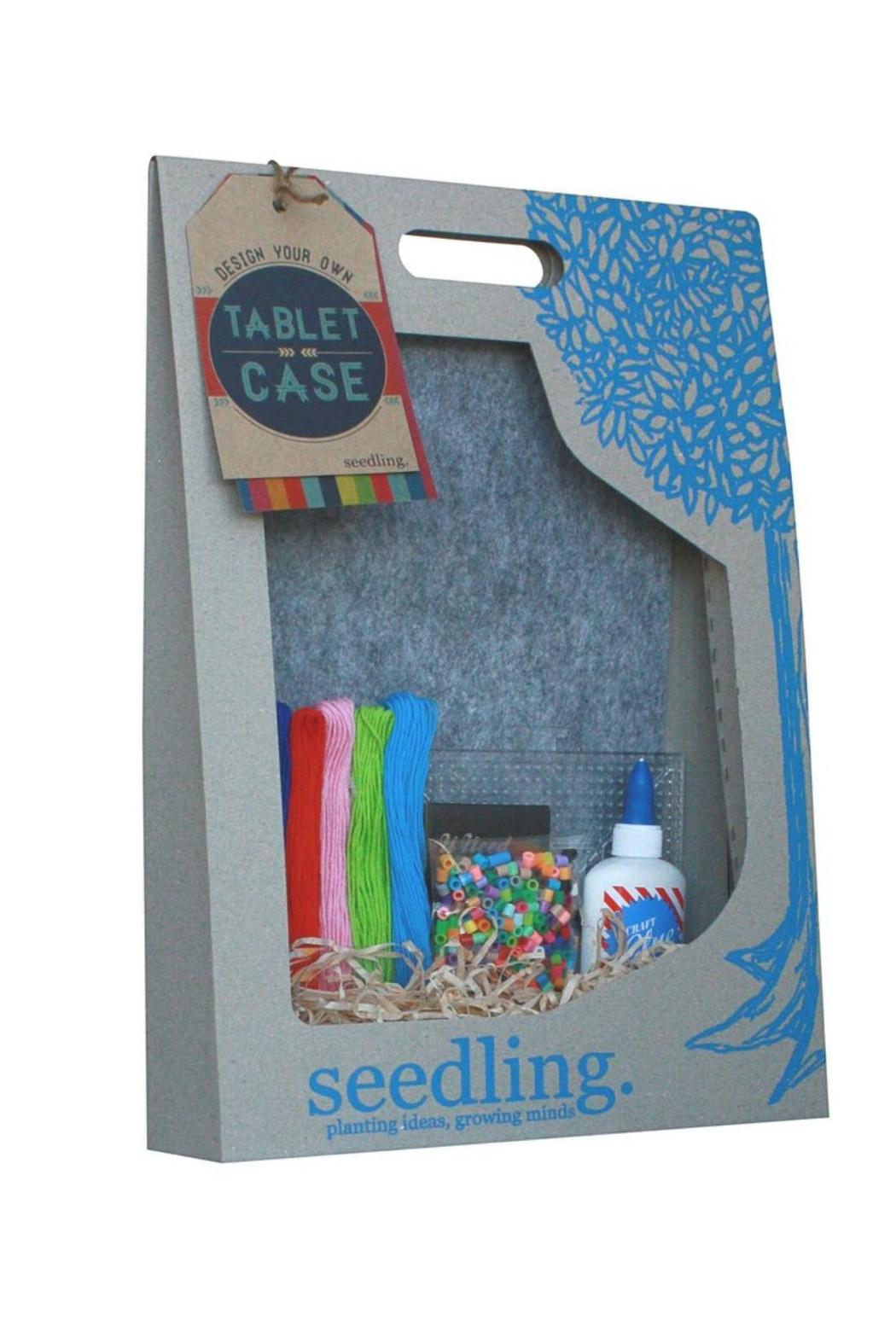 Seedling New Zealand Tablet Case Kit - Main Image