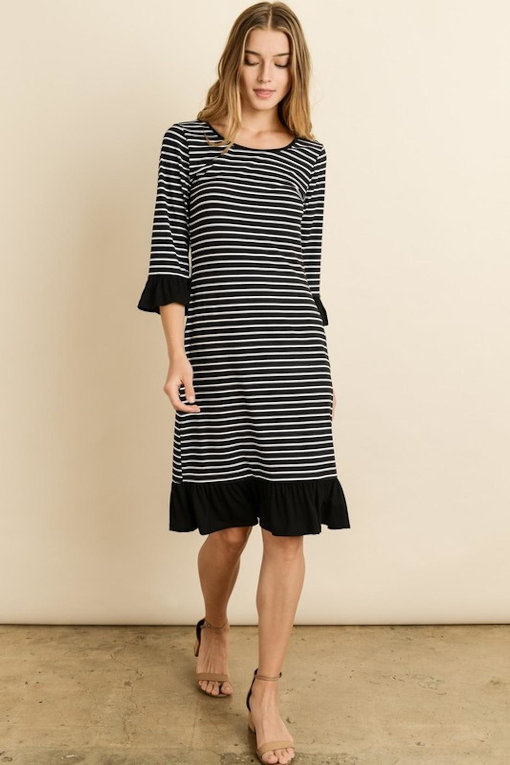Les Amis Seeing Stipes Midi - Front Full Image