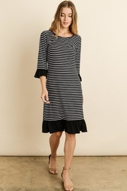 Les Amis Seeing Stipes Midi - Front full body