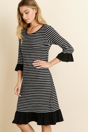 Les Amis Seeing Stipes Midi - Front cropped