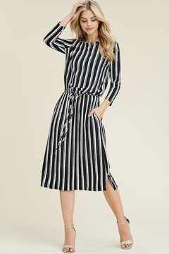 Reborn J Seeing Stripes Midi - Product List Image