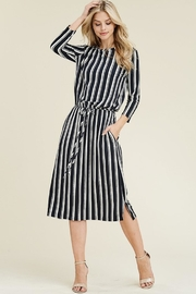 Reborn J Seeing Stripes Midi - Product Mini Image