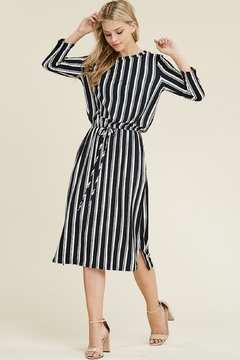 Reborn J Seeing Stripes Midi - Alternate List Image