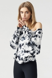 Joah Brown Seeker Tie-Dye Top - Product Mini Image