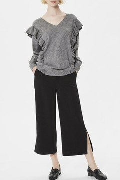 Selected Femme Ruffle Jumper - Product List Image
