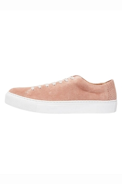 Shoptiques Product: Suede Sneakers