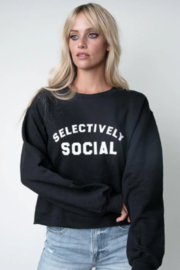 lulusimonstudio Selectively Social Pull-Over - Product Mini Image