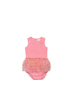 Egg  by Susan Lazar Selena Romper - Pink - Product List Image