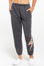 z supply Selene Bolt Jogger - Product Mini Image