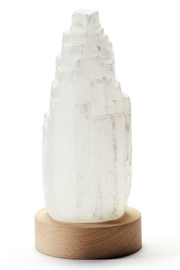 Gift Craft Selenite Crystal Lamp - Product Mini Image