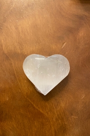 Tesoro Selenite Heart - Product Mini Image