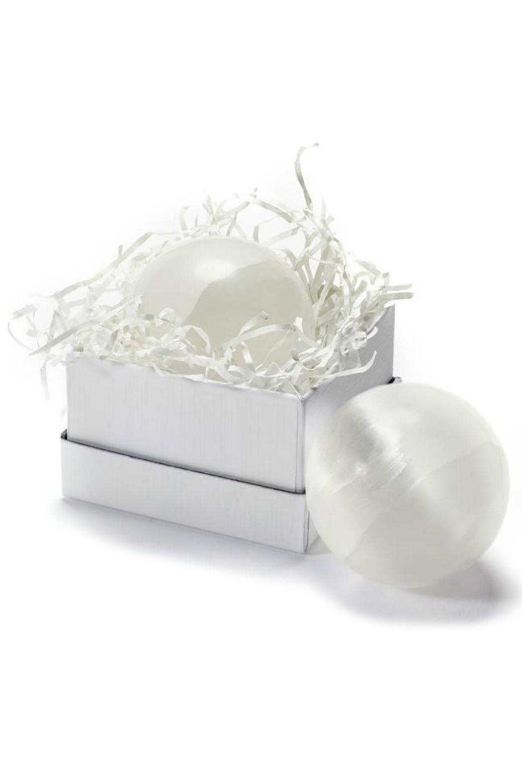 Gift Craft Selenite Massage Sphere - Main Image