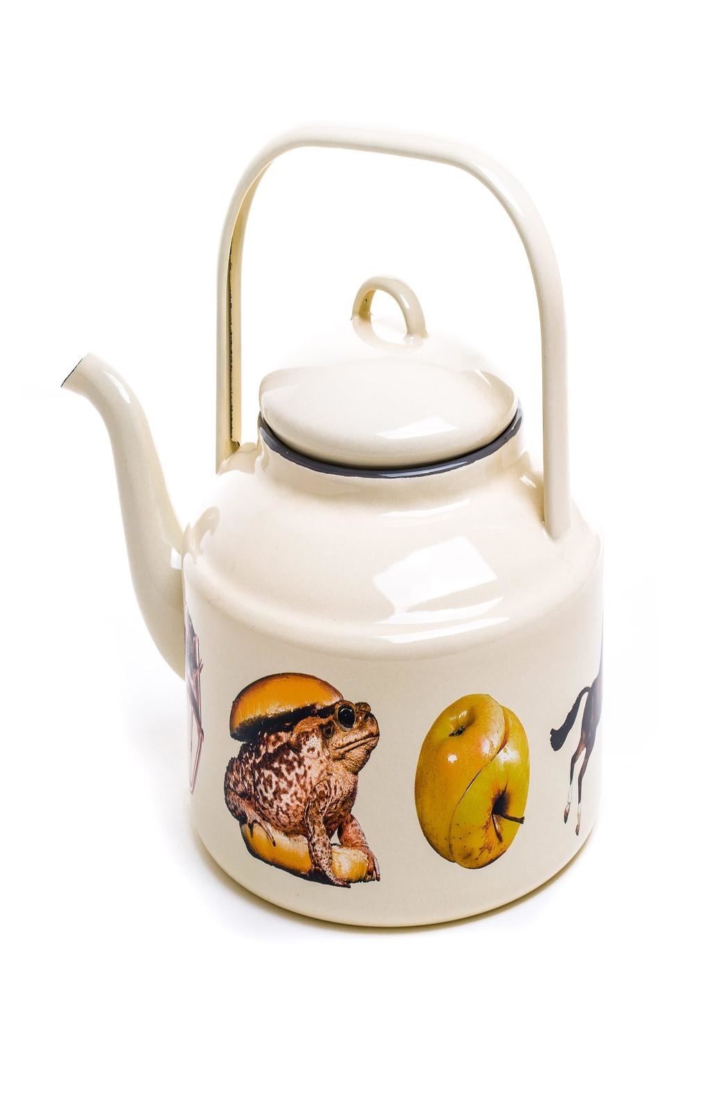 Seletti Beije Teapot - Front Cropped Image