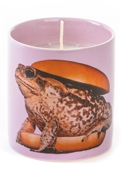 Seletti Candle Toad - Front cropped