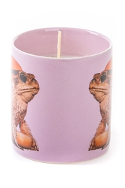Seletti Candle Toad - Front full body
