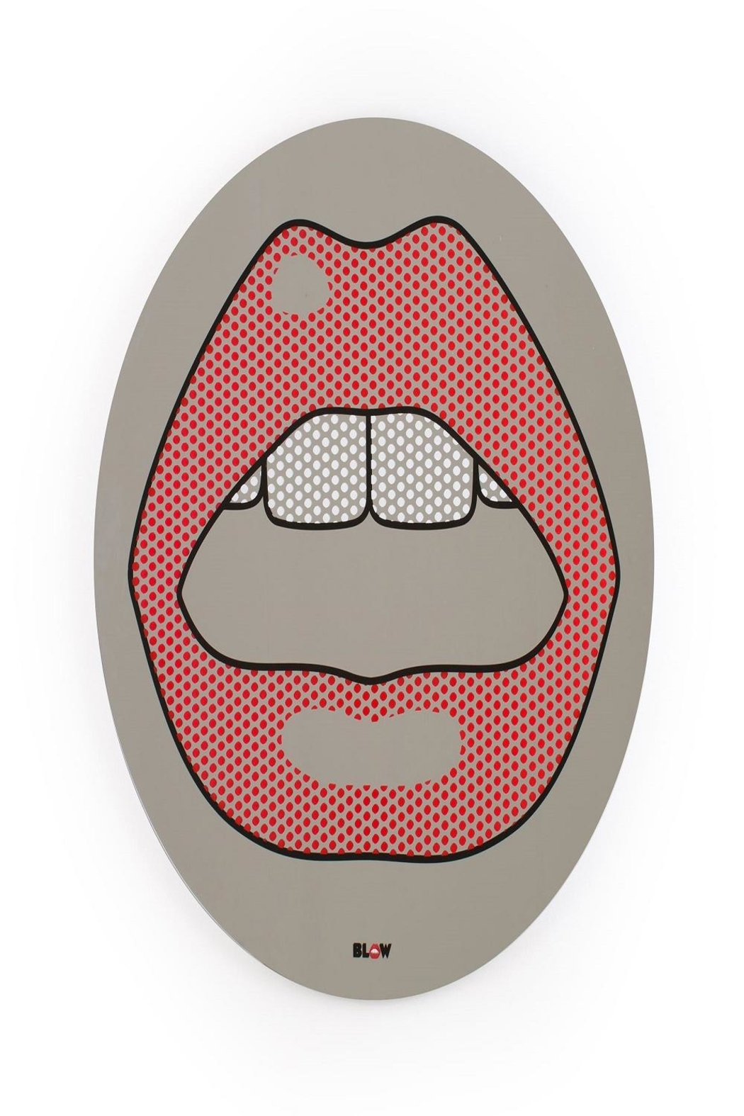 Seletti Mirror Mouth - Main Image
