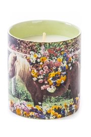 Seletti Pony Candle - Front cropped