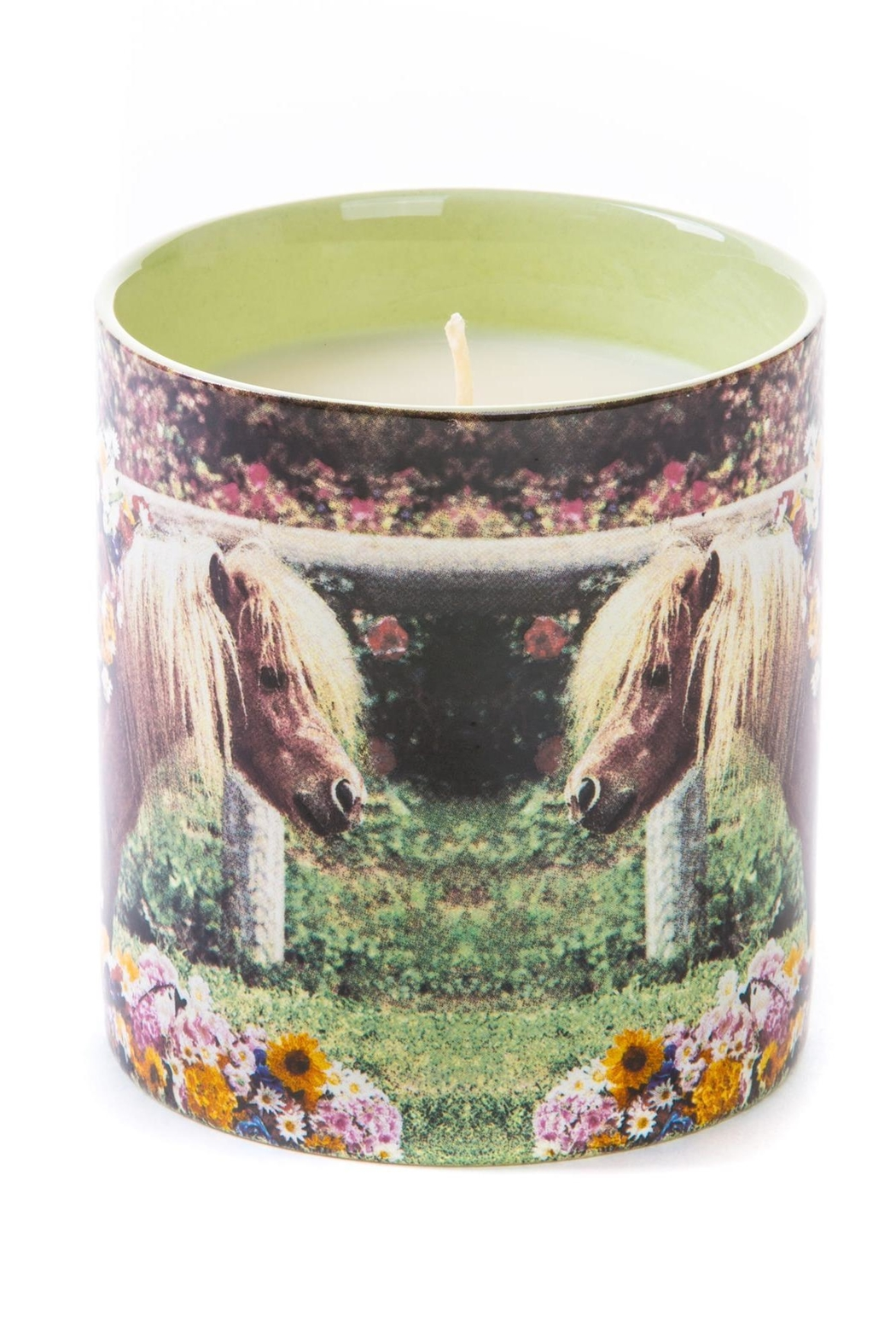 Seletti Pony Candle - Side Cropped Image