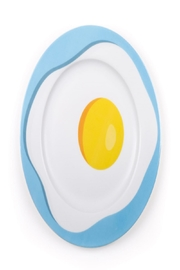 Seletti Porcelain Plate Egg - Product Mini Image