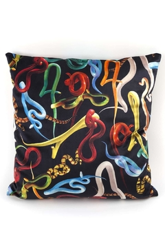 Seletti Snakes Pillow - Product List Image