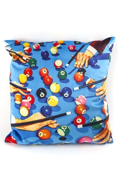 Seletti Snooker Pillow - Product List Image
