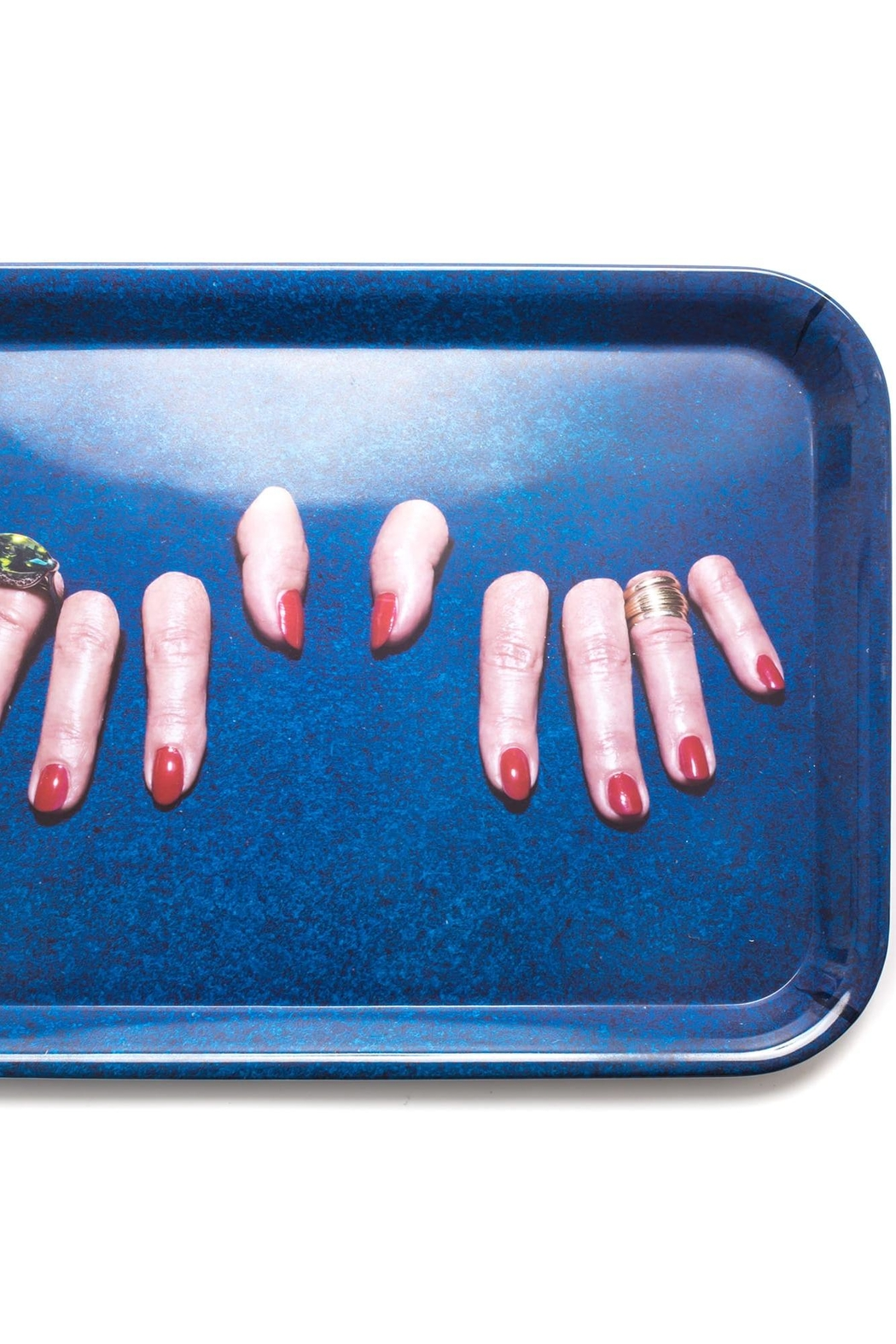 Seletti Tray Fingers - Front Full Image