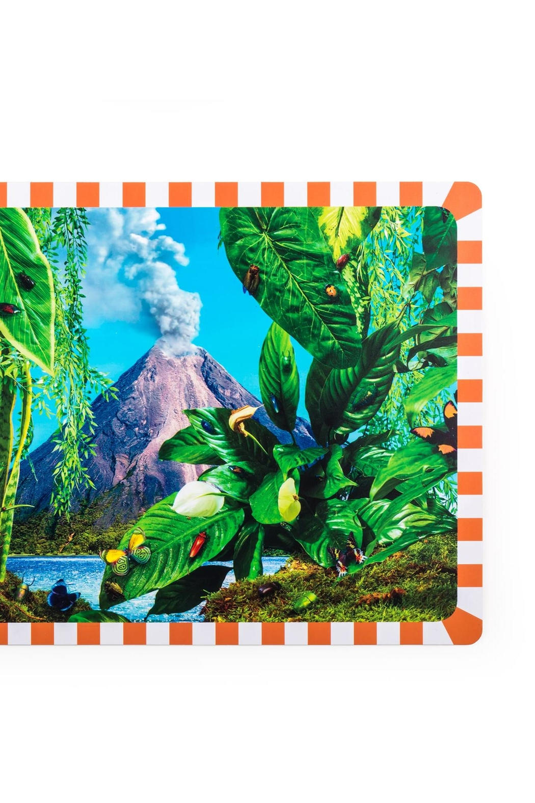 Seletti Vulcano Tablemat - Back Cropped Image