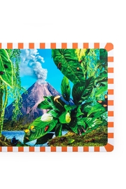 Seletti Vulcano Tablemat - Back cropped