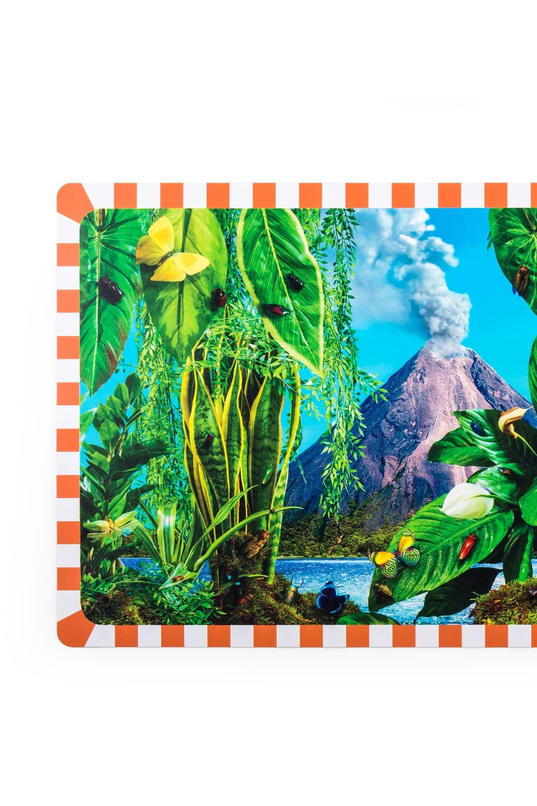 Seletti Vulcano Tablemat - Side Cropped Image