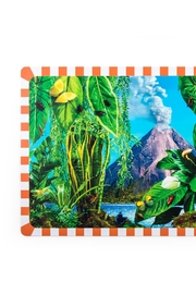 Seletti Vulcano Tablemat - Side cropped