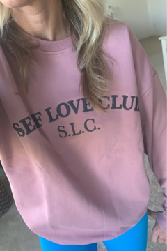 Shoptiques Product: Self love club
