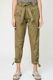 Hayden Self-Tie Cargo Pants - Product Mini Image