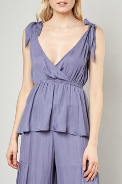 ALB Anchorage Self-Tie Cropped Cami - Product List Image