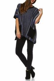 Selfie Couture Friday Night Poncho - Product Mini Image