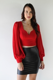 Selfie Leslie Foxy Mama Blouse - Other