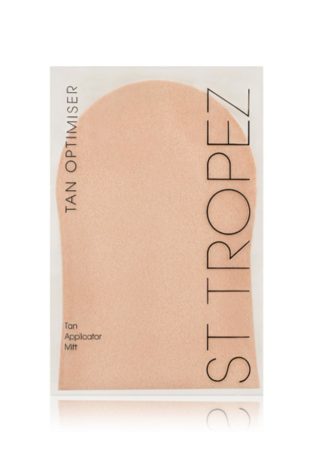 St. Tropez Tanning Essentials Selftanning Applicator Mitt - Front Cropped Image