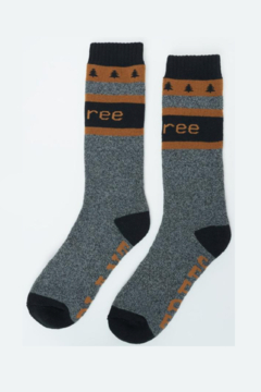 Shoptiques Product: Selkirk Cabin Sock