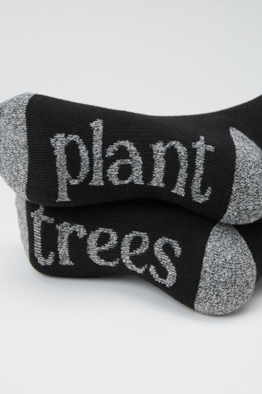 Ten Tree Selkirk Embroidered Sock - Side Cropped Image